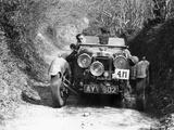 1934 Aston Martin Le Mans  Possibly a MK II  (1934)