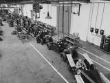 Talbot Factory  London  C1935