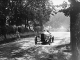 Sunbeam at the Isle of Man Tt Race  1914