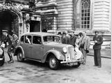 Austin 12 Ascot Saloon  1939