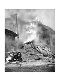 Bombing of Helsinki by the Russians  World War 2  C1940