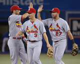 St Louis Cardinals v Toronto Blue Jays