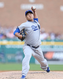 Los Angeles Dodgers v Detroit Tigers
