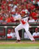St Louis Cardinals Vs Cincinnati Reds
