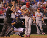St Louis Cardinals v Colorado Rockies