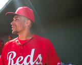 Cleveland Indians v Cincinnati Reds