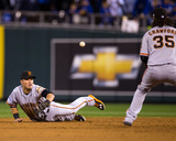 2014 World Series Game 7: San Francisco Giants V Kansas City Royals