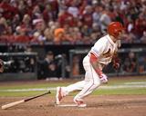 National League Championship Series Game 1: San Francisco Giants V St Louis Cardinals