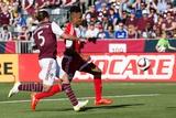 MLS: New England Revolution at Colorado Rapids