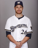 2015 Milwaukee Brewers Photo Day