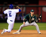 Oakland Athletics v Kansas City Royals