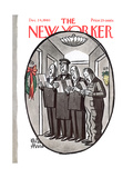 The New Yorker Cover - December 24  1960