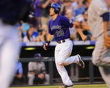 Milwaukee Brewers v Colorado Rockies