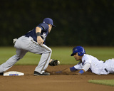 Milwaukee Brewers v Chicago Cubs - Game Two