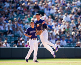 Chicago Cubs v Colorado Rockies