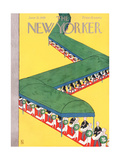 The New Yorker Cover - June 21  1930