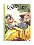 The New Yorker Cover - September 15  1928