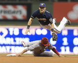 St Louis Cardinals v Milwaukee Brewers