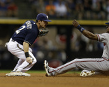 Atlanta Braves v Milwaukee Brewers