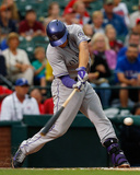 Colorado Rockies v Texas Rangers