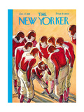 The New Yorker Cover - October 27  1928