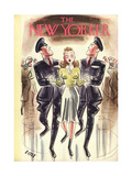The New Yorker Cover - January 10  1942