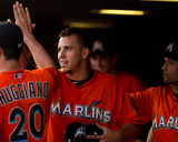 Miami Marlins v Colorado Rockies