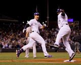 San Francisco Giants v Colorado Rockies