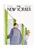 The New Yorker Cover - November 4  1972