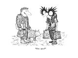 """New specs"" - New Yorker Cartoon"