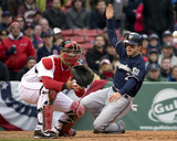 Milwaukee Brewers V Boston Red Sox