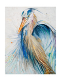 New Blue Heron II
