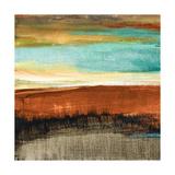 Rustic Sea Square I Giclée premium par Lanie Loreth