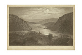 Harper's Ferry by Moonlight