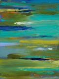 Pond of Color Giclée premium par Lanie Loreth