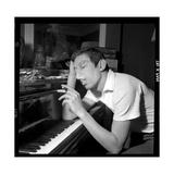 Serge Gainsbourg Smoking