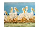 Coastal Flock II