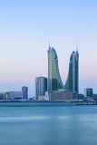 Bahrain  Manama  Bahrain Financial Harbour  Harbour Towers