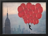 Empire Balloon Girl