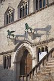 Palazzo Dei Priori  Perugia  Umbria  Italy