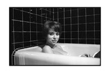 Mireille Darc in Her Bath  1966