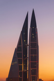 Bahrain  Manama  Bahrain World Trade Center