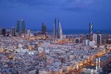 Bahrain  Manama  View of City Skyline