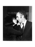 Juliette Gréco and Michel Piccoli in 1968