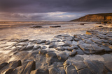 Dunraven Bay on the Glamorgan Heritage Coast  South Wales Winter