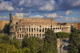 Italy  Lazio  Rome  the Colosseum