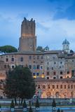 Italy  Lazio  Rome  View of Mercati Di Traiano -Trajan's Market