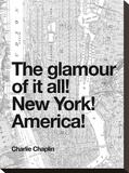 The Glamour of it All New York America