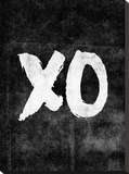 XO Paint on Black