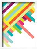 Spring Geometry Poster